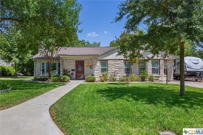 Temple Single Family Home For Sale: 416 W Thompson Avenue