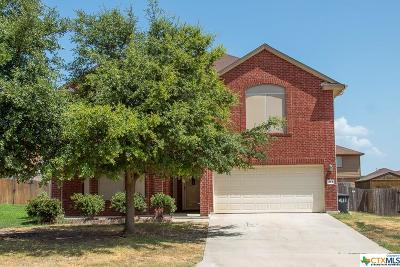Harker Heights Single Family Home For Sale: 211 Lottie Lane