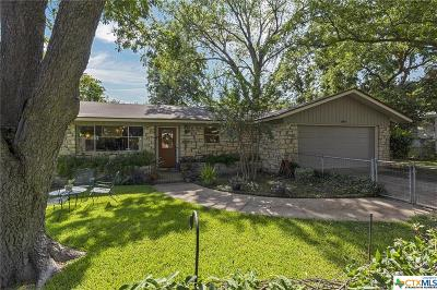 Georgetown TX Single Family Home For Sale: $294,500