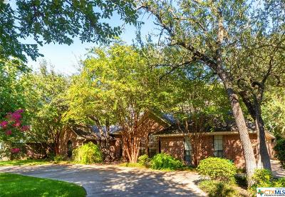 Belton Single Family Home For Sale: 522 Northcliffe Drive