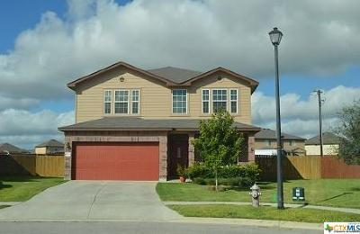 Killeen Single Family Home For Sale: 4704 Honeystreet Bridge Lane