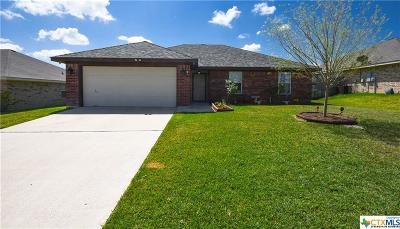 Killeen Single Family Home For Sale: 306 Viola Drive