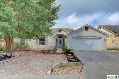 New Braunfels Single Family Home For Sale: 2228 Stonecrest Path
