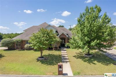 Harker Heights, Nolanville Single Family Home For Sale: 2202 Grizzly Trail