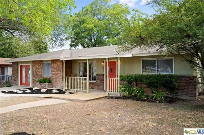 San Marcos Single Family Home For Sale: 421 Broadway Street