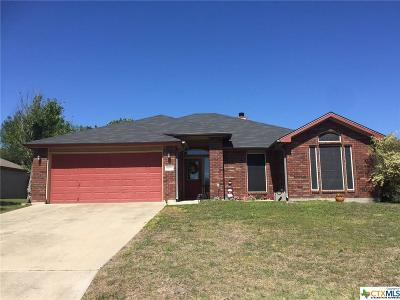Harker Heights Single Family Home For Sale: 609 Totem