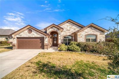 Harker Heights Single Family Home For Sale: 2035 Chinquapin Lane