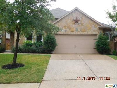 Round Rock Rental For Rent: 1735 Westmeadow Trail