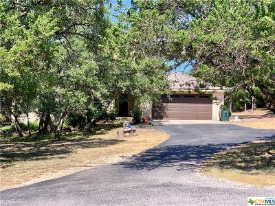 Bulverde Single Family Home For Sale: 30707 Deerfield Terrace