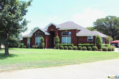 Gatesville TX Single Family Home For Sale: $215,000