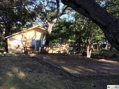 Burnet County Single Family Home For Sale: 1405 Cr 132a