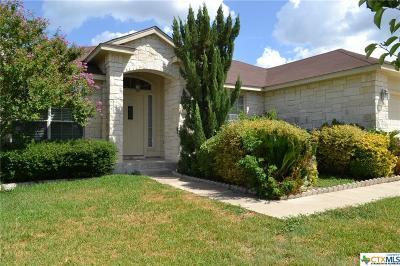 Harker Heights, Nolanville Single Family Home For Sale: 2421 Caroline Court