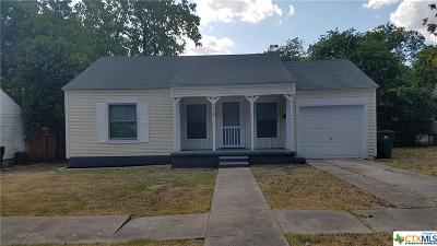 Temple Single Family Home For Sale: 1510 S 11th Street
