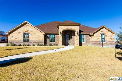 Bell County Single Family Home For Sale: 2024 Bella Vita Drive
