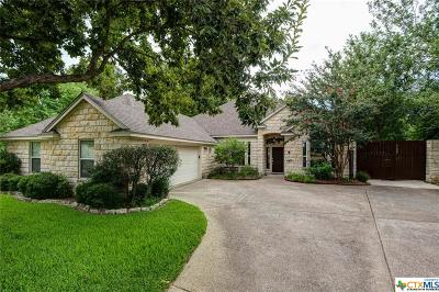 Salado Single Family Home For Sale: 107 Cliff Circle