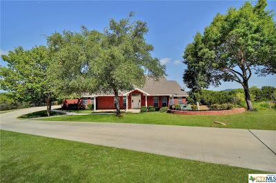 Salado Single Family Home Pending: 2164 Pirtle Drive