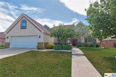 Killeen Single Family Home For Sale: 4901 Sapphire Drive
