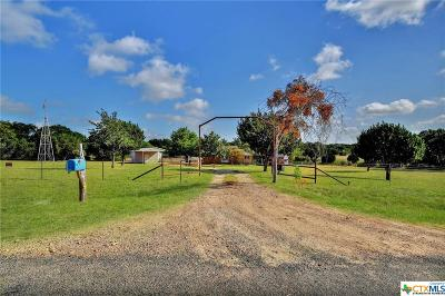 Killeen Single Family Home For Sale: 2171 Briggs Road