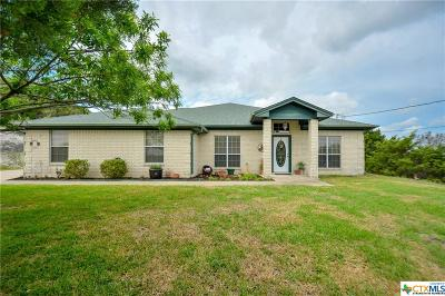 Harker Heights Single Family Home For Sale: 2917 Cedar Knob Road