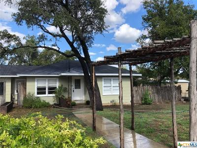 Lampasas Single Family Home For Sale: 35 Sueann