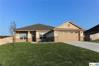 Harker Heights Single Family Home For Sale: 2524 Faux Pine Drive