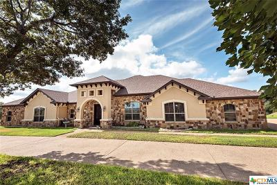 Harker Heights Single Family Home For Sale: 2839 Comanche Gap Road