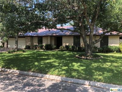 Georgetown Single Family Home For Sale: 1003 River Bend Drive