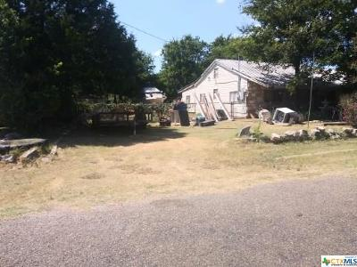Nolanville Single Family Home For Sale: 201 N 3rd Street