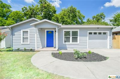 Temple Single Family Home For Sale: 1006 S 19th Street