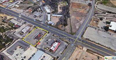 Killeen Commercial For Sale: 1914 E Veterans Memorial Boulevard
