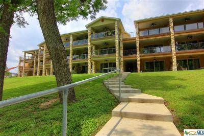 New Braunfels Condo/Townhouse For Sale: 540 River Run #208