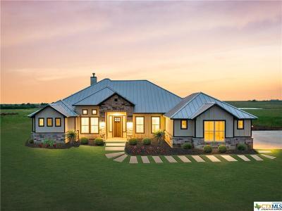 Seguin Single Family Home For Sale: 1415 Branch Road