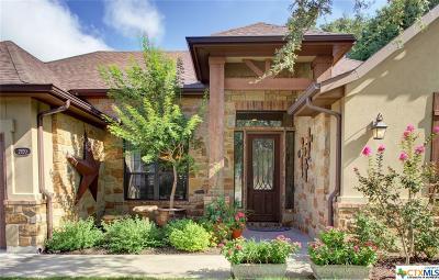 Cedar Park Single Family Home For Sale: 2920 Bellamy Circle