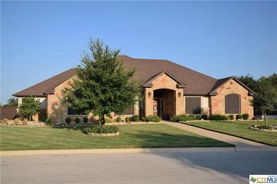 Nolanville Single Family Home For Sale: 5009 Meadow Oaks Drive