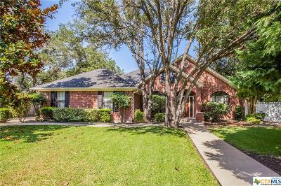 Belton Single Family Home For Sale: 401 Northcliffe Drive