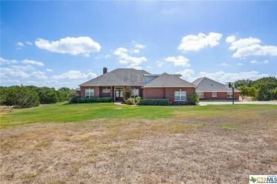 Salado Single Family Home For Sale: 1535 E Creekview Drive