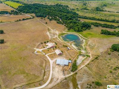Lampasas Single Family Home For Sale: 1003 County Road 2207