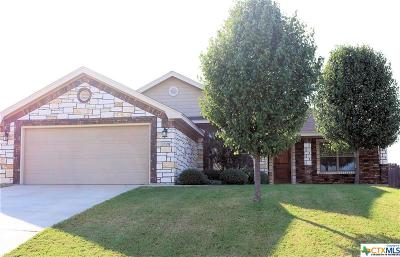 Harker Heights Single Family Home For Sale: 2519 Mugho Drive