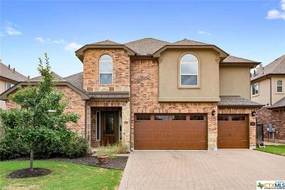 San Marcos TX Single Family Home For Sale: $489,900