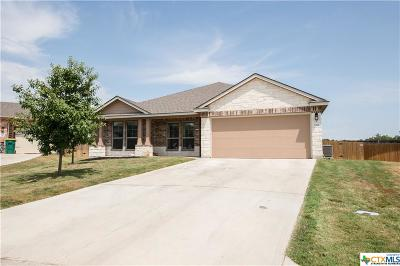 Belton Single Family Home For Sale: 5102 Dauphin Drive