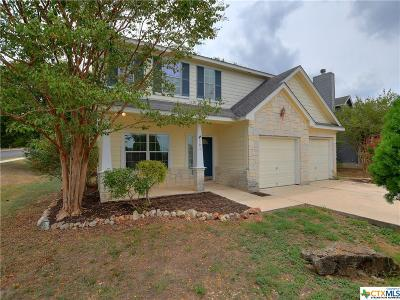 San Marcos TX Single Family Home For Sale: $238,500