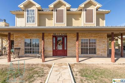 Lampasas Single Family Home For Sale: 1529 County Road 2023