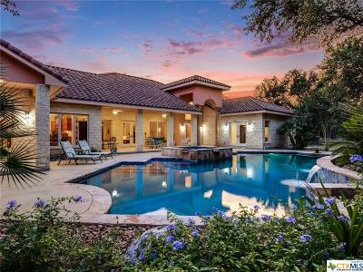 New Braunfels Single Family Home For Sale: 173 Oak Canopy Court