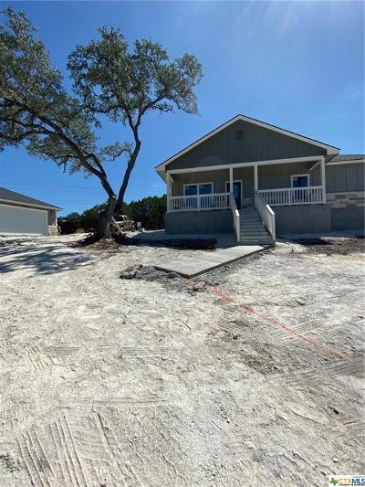 Canyon Lake Single Family Home For Sale: 186 Sitting Bull Trail