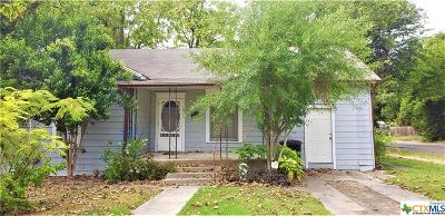 Temple Single Family Home For Sale: 2218 N Main Street