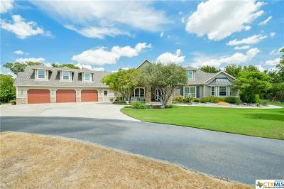 Belton TX Single Family Home For Sale: $1,150,000