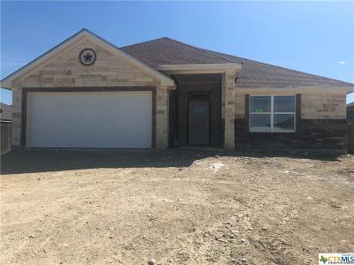 Killeen Single Family Home For Sale: 3600 Tatonka Drive