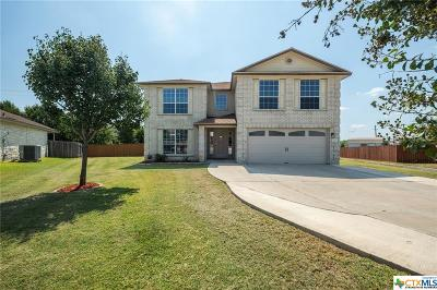 Harker Heights Single Family Home For Sale: 2221 Memory Lane