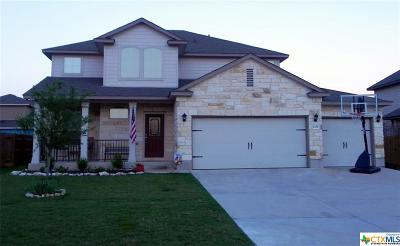 Temple Single Family Home For Sale: 1119 Emerald Gate Drive