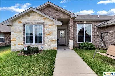 Nolanville Single Family Home For Sale: 211 Dober Street